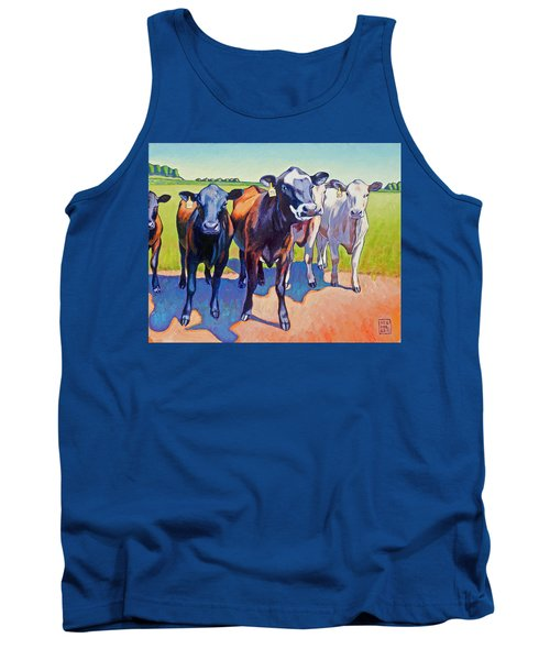 The Committee Tank Top