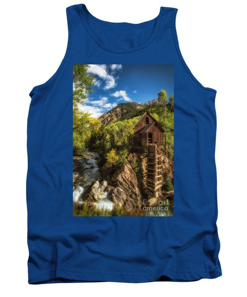 The Crystal Mill Tank Top