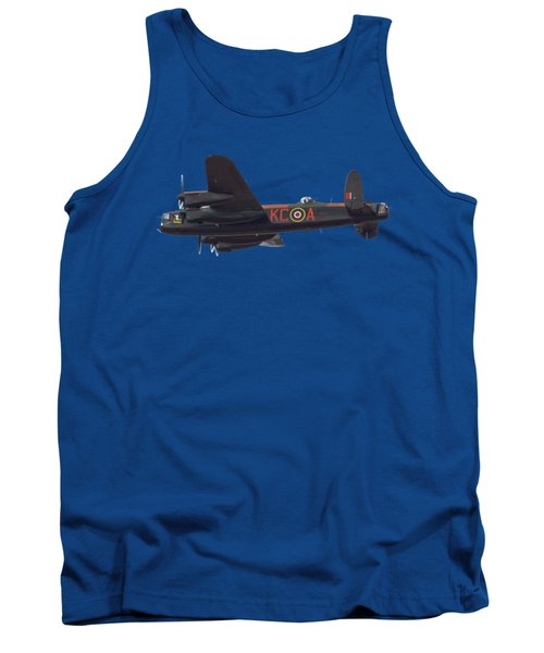 The Dambuster Tank Top by Scott Carruthers