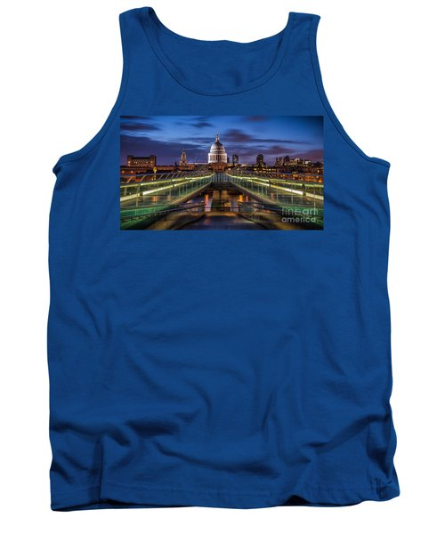 The Dome Tank Top by Giuseppe Torre