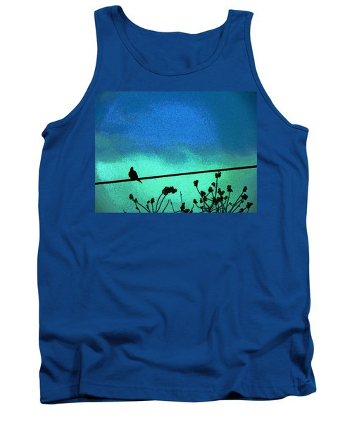 The Dove Above 2 Tank Top