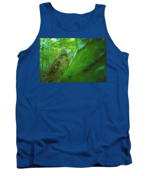 The Emerald Dream Tank Top