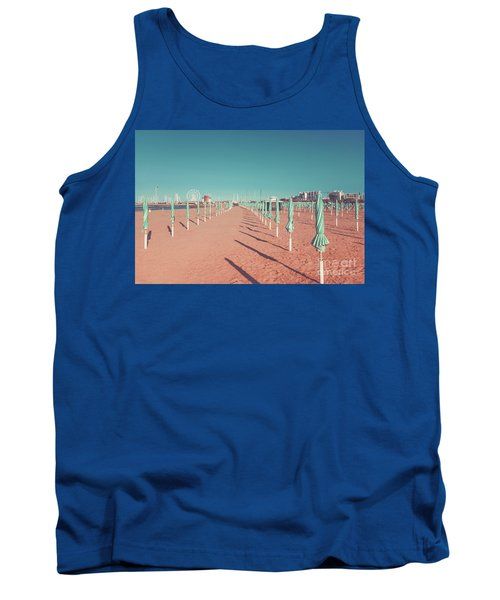 The End Of Summer Season  Tank Top