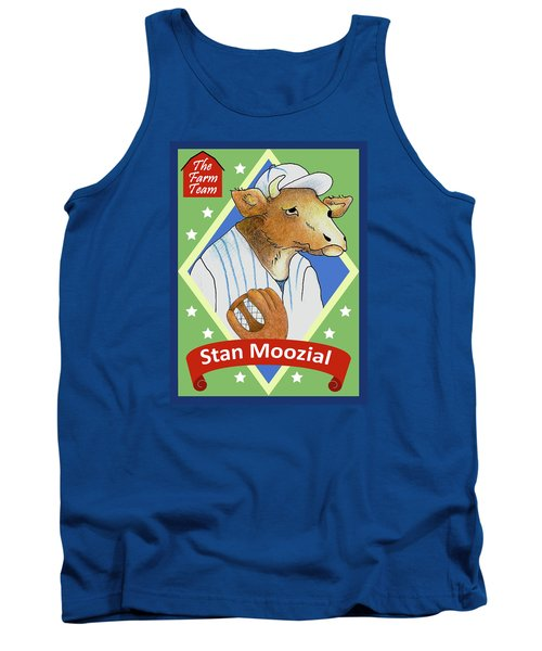 The Farm Team - Stan Moozial Tank Top