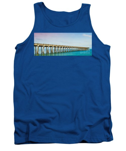 The Fishing Pier Tank Top