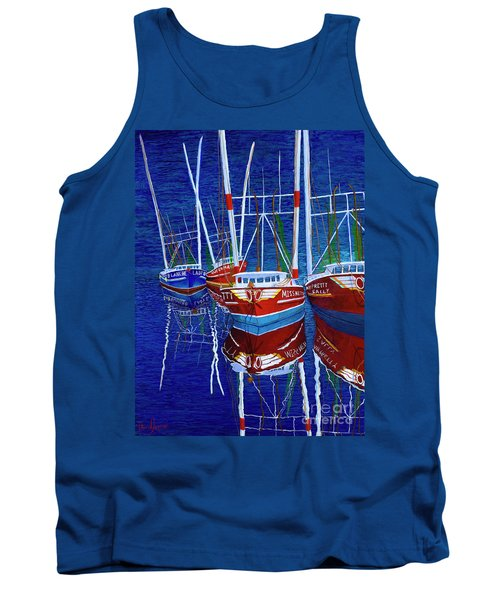 The Four Ladies Tank Top