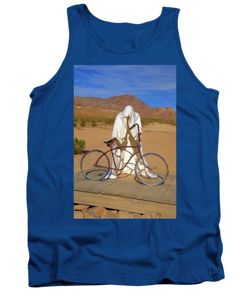 The Ghost Rider Tank Top