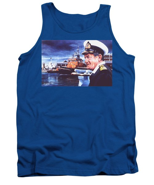 The Harbourmaster Tank Top