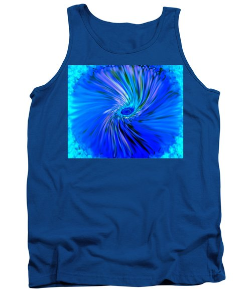 The Heart Of Bungalii Tank Top