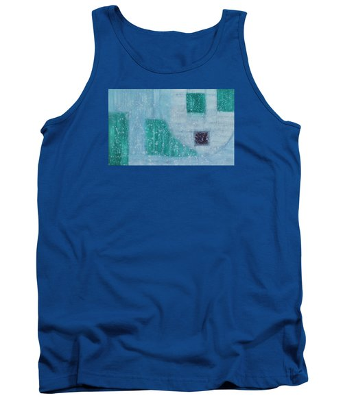 The Highest Realm Is The Art Tank Top by Min Zou