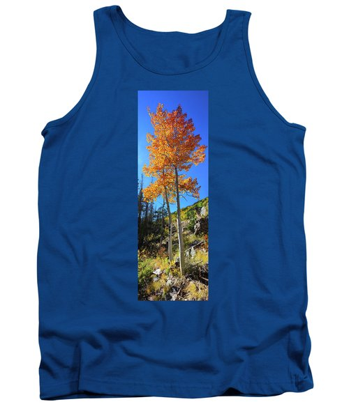 The Hillside - Panorama Tank Top