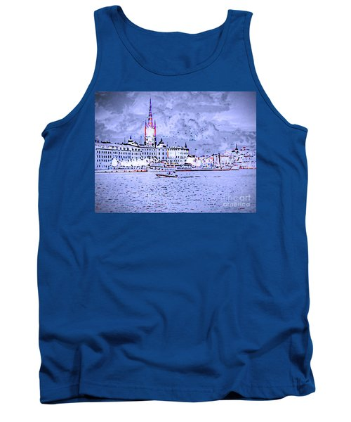 The Knights' Islet Tank Top