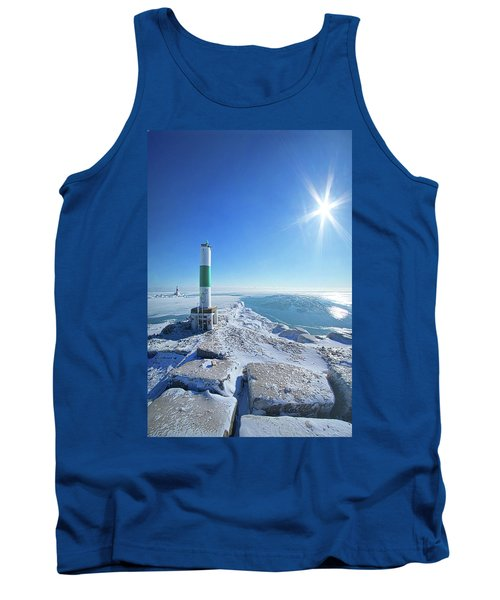 Tank Top featuring the photograph The Light Keepers by Phil Koch