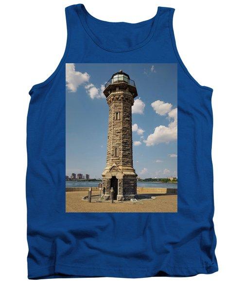 The Lighthouse Roosevelt Island Tank Top