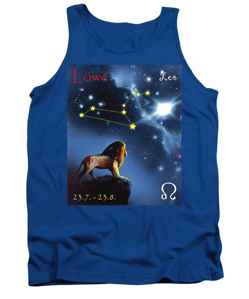 The Lion Tank Top