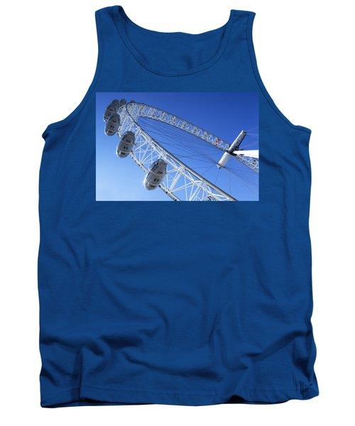 The London Eye, Close-up Tank Top
