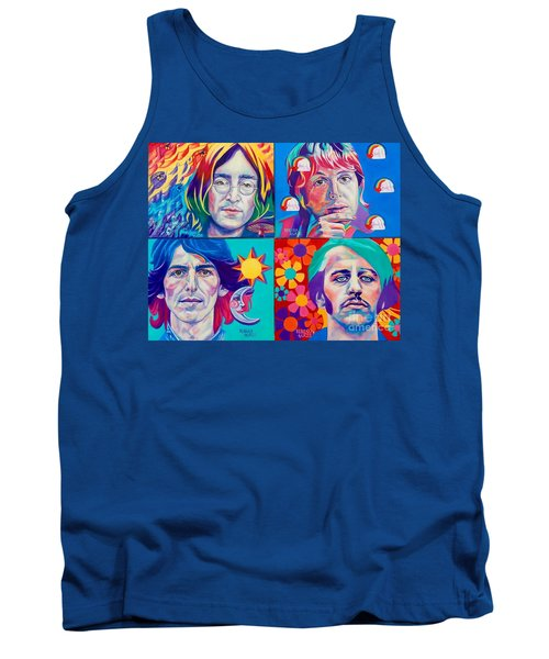 Come Together Tank Top by Rebecca Glaze
