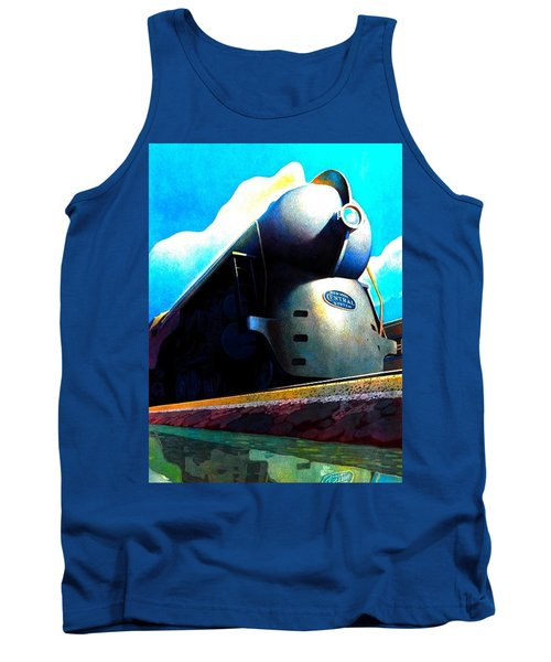 The New 20th Century Limited New York Central System 1939 Tank Top