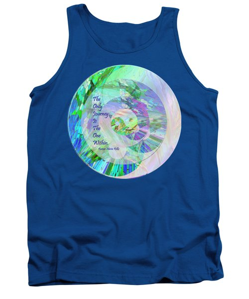 The Only Journey Tank Top by Michele Avanti