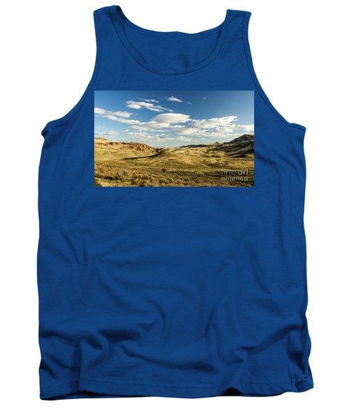 The Owyhee Desert Idaho Journey Landscape Photography By Kaylyn Franks  Tank Top
