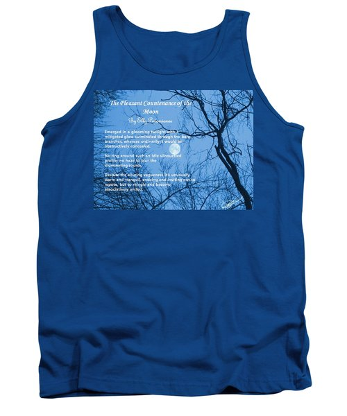 The Pleasant Countenance Of The Moon Tank Top