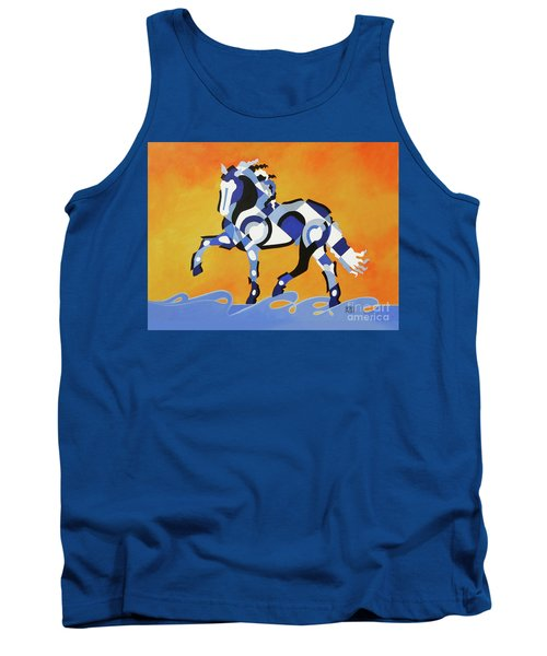 The Power Of Equus Tank Top