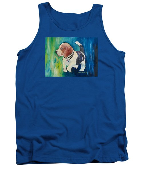 The Proud Puppy Tank Top
