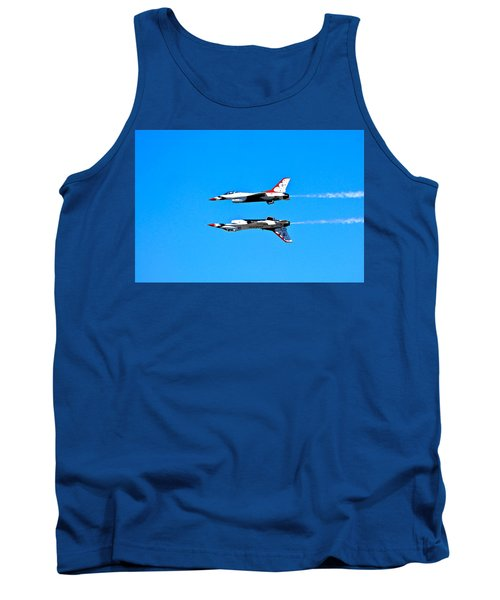 The Reflection Pass Tank Top