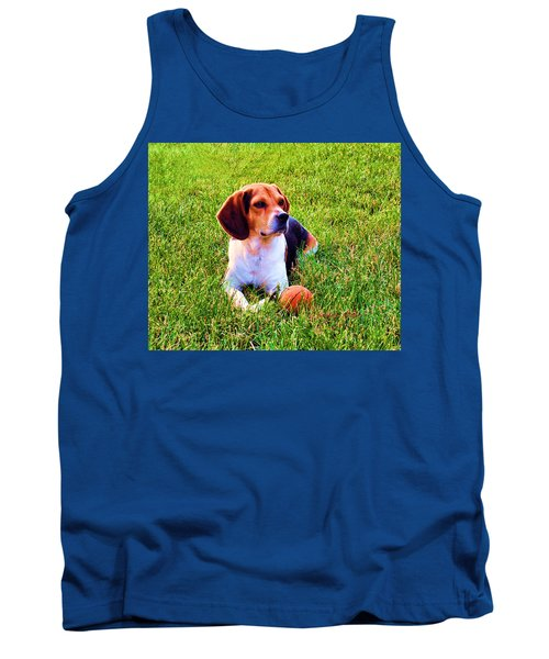 The Reserved Beagle Tank Top
