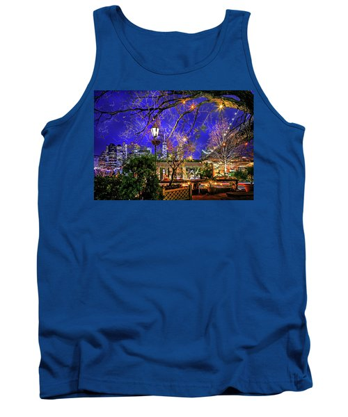 The River Cafe Tank Top