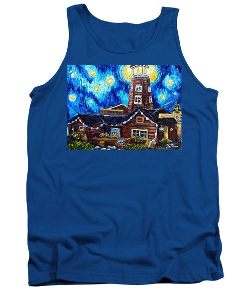 The Salty Dog Saloon Tank Top