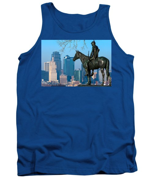 The Scout Statue Tank Top