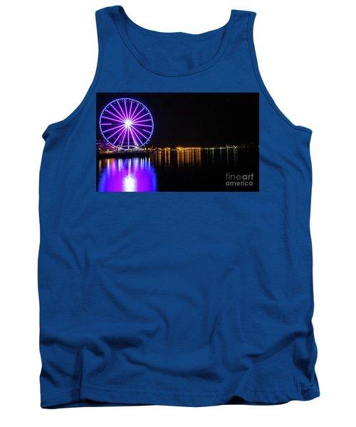 The Seattle Ferris Wheel Tank Top