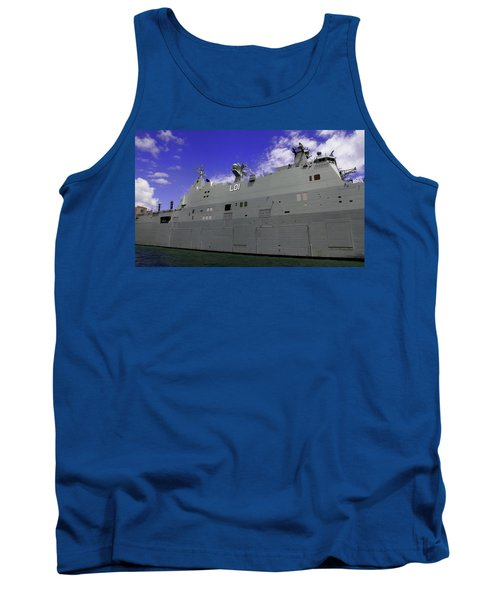 The Ship Is Huge Tank Top