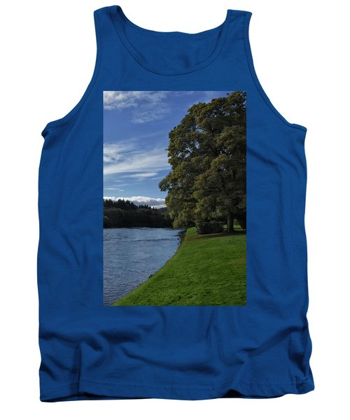 The Silvery Tay By Dunkeld Tank Top