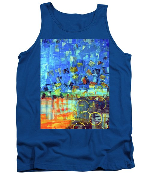 The Sky Fell Tank Top