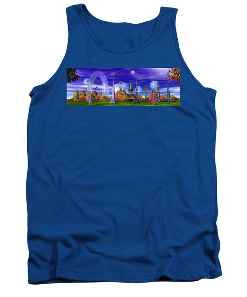 The Squorkle Of Squerkle Tank Top