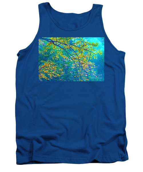 The Star Of The Forest - 773 Tank Top