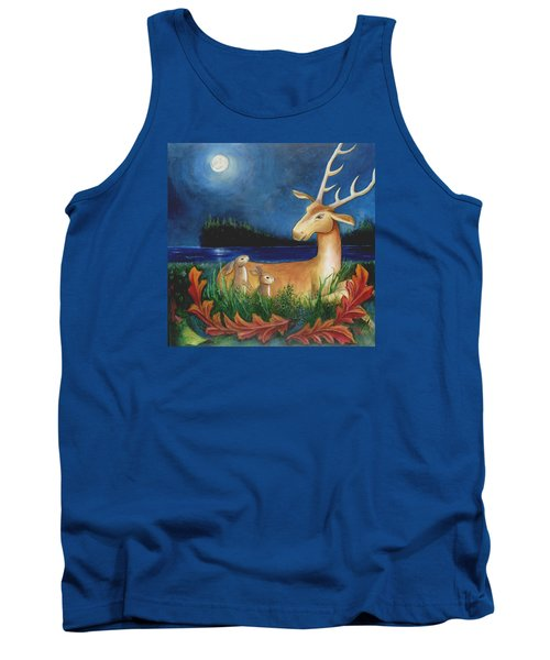 The Story Keeper Tank Top by Terry Webb Harshman