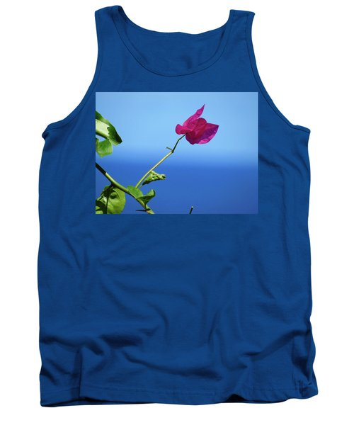 The Tropical Bloom Tank Top