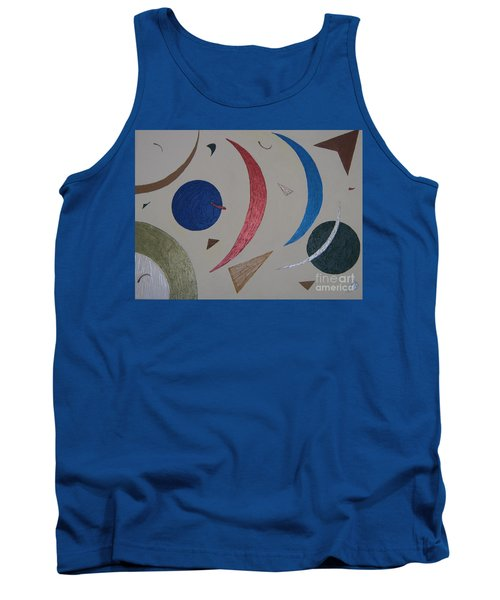 The Universe Tank Top