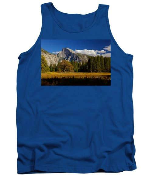 The Valley Tank Top by Evgeny Vasenev