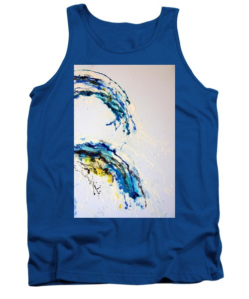 The Wave 3 Tank Top