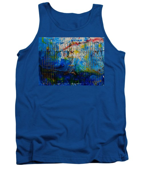 The Sound Wave Tank Top