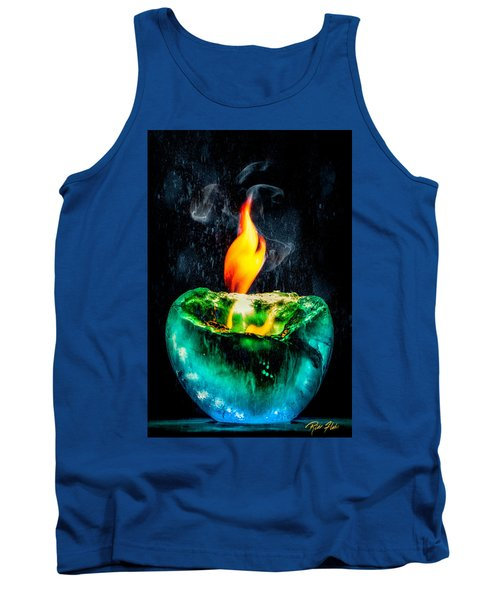 The Winter Of Fire And Ice Tank Top