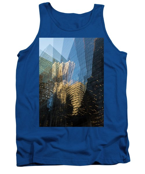 Tank Top featuring the photograph The World Keeps Turning by Alex Lapidus