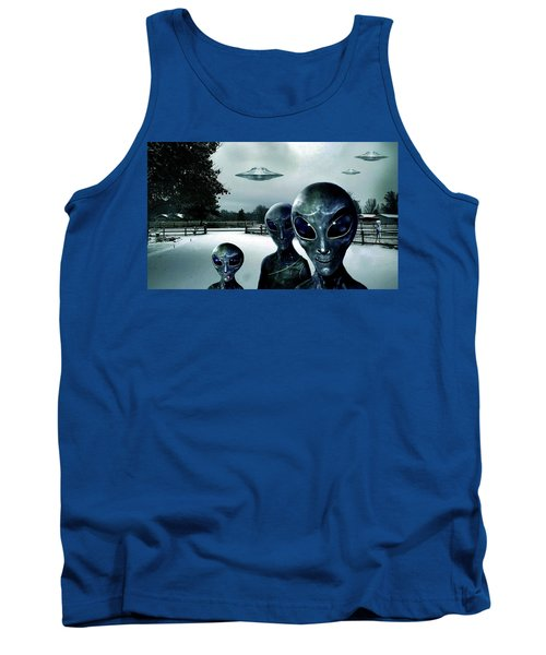 Them Outlanders . . .  Tank Top