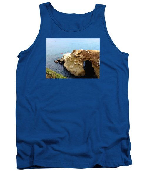This Is La Jolla Tank Top by Beth Saffer
