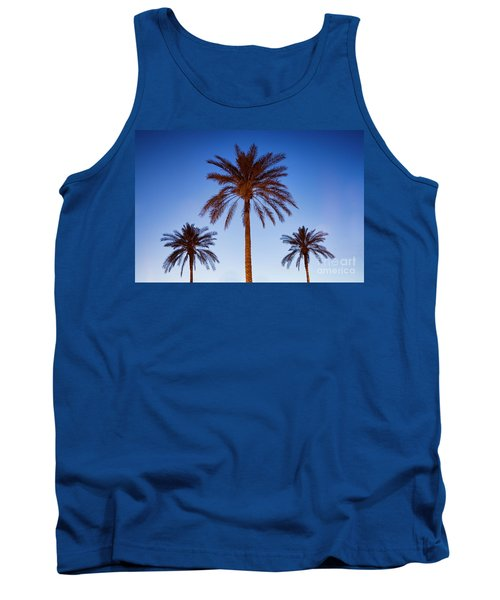 Three Palms Tank Top
