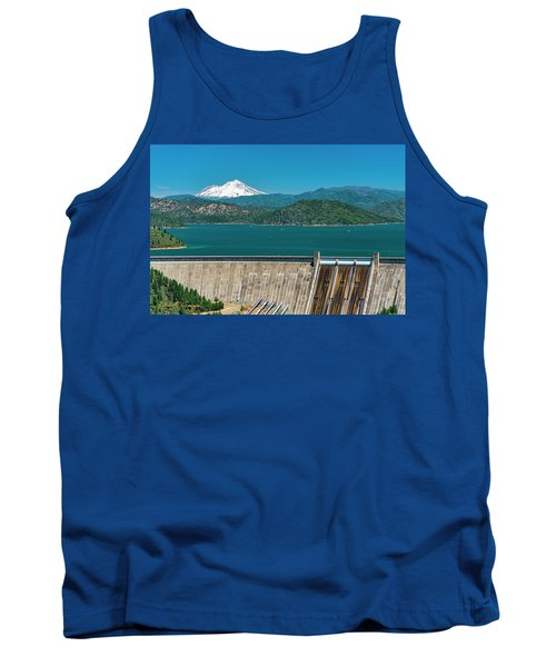 Three Shastas Tank Top